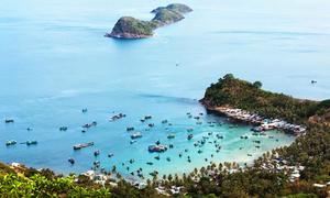 Nam Du Island- new paradise to discover