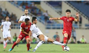 Teams to wear black armbands in Vietnam- Iraq match