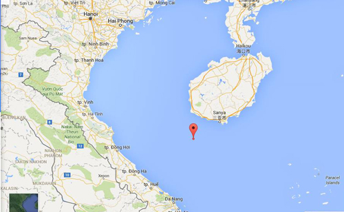 vietnam-no-unilateral-actions-off-tonkin-gulf