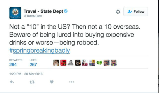 state-dept-apologizes-over-travel-tip-for-the-less-attractive
