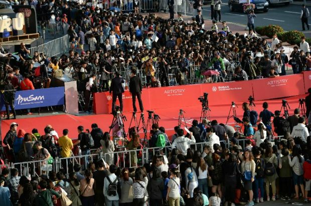 Asia's top film festival in crisis