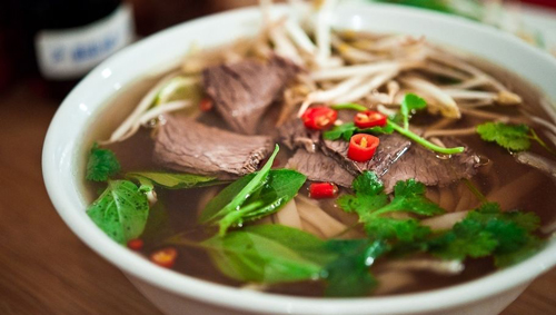Japan dedicates day to traditional Vietnamese pho