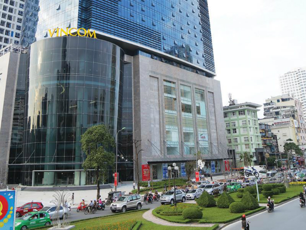 Office space prices slashed in Hanoi