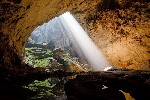 Son Doong nominated as world largest natural cave