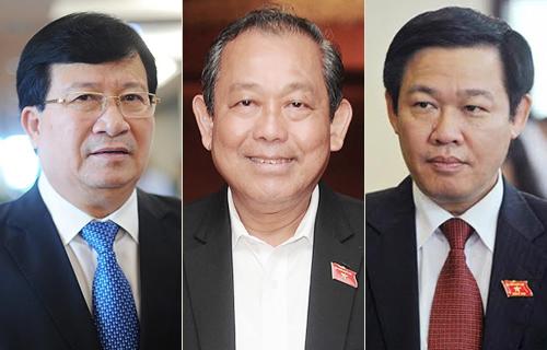 PM Nguyen Xuan Phuc nominates new cabinet