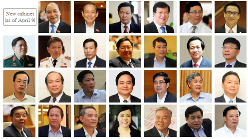 job-description-of-five-deputy-prime-ministers-in-vietnams-new-cabinet-1