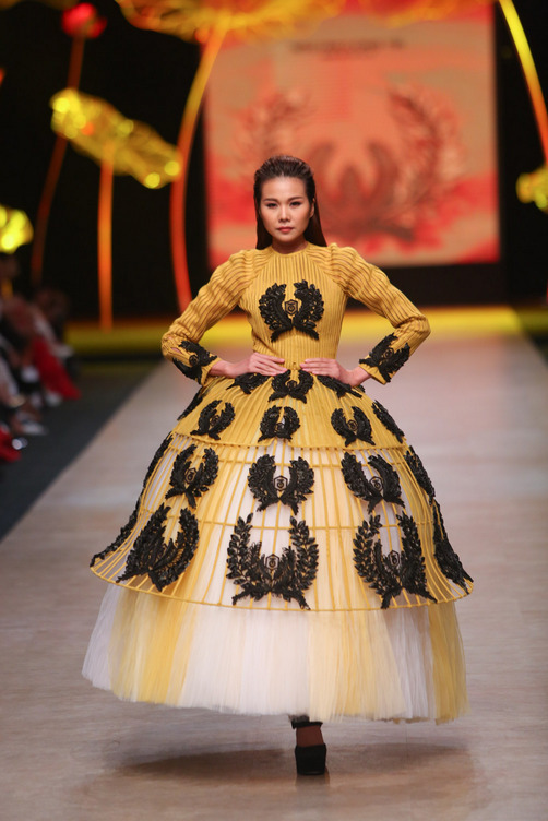 Rice inspired collection catches the eye