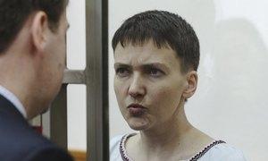 Ukrainian diplomat rushes to Russian border over jailed pilot's sister