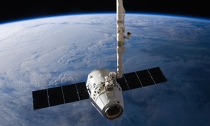 SpaceX breaks Boeing-Lockheed monopoly on military space launches
