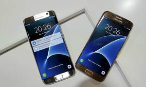Samsung Elec tips Q2 profit pickup as Galaxy S7 excels