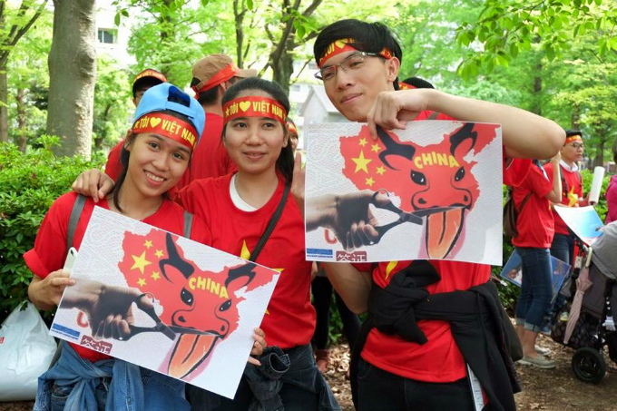 vietnamese-protest-in-japan-against-chinas-illegal-east-sea-moves-4