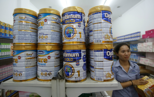 Vietnam's leading state owned giant Vinamilk says scrapping foreign ownership cap