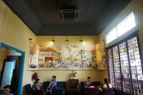 Roasted and ground: 10 places that make the coffee map of Saigon