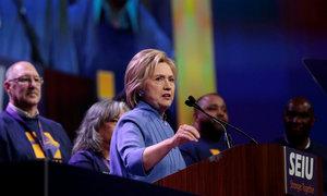 Clinton turns down Fox News offer to debate Sanders again