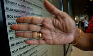 Singapore orders BSI bank unit shut as 1MDB probe widens