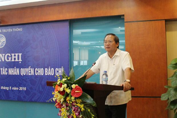Vietnam opens first regular media briefings on human rights