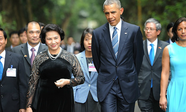 U.S. offers $30 million to help Vietnam implement TPP