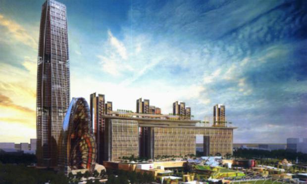 Saigon – a magnet for billion dollar skyscrapers