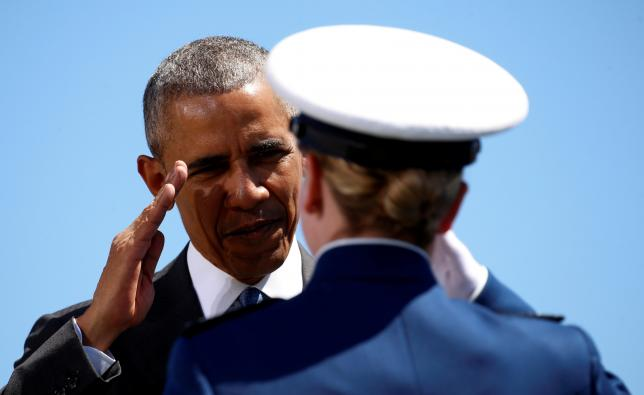 Obama calls on U.S. Senate to approve UNCLOS to support Asia pivot
