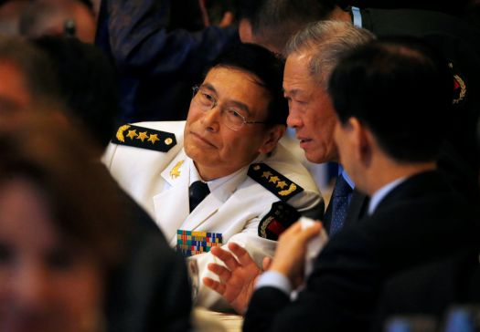 "Carter urges China to join ""principled security network"" for Asia"