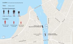 What caused Da Nang cruise ship tragedy?