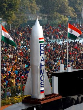 India plans expanded missile export drive, with China on its mind