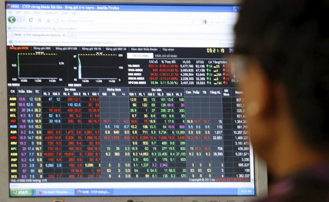 Vietnam stock market capitalization hits $66 billion