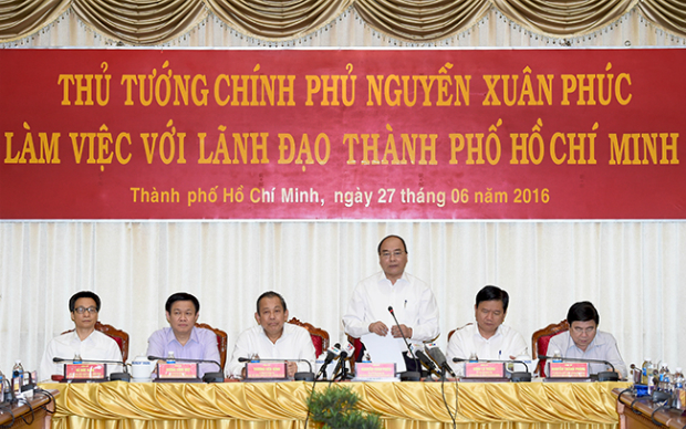 Ho Chi Minh City to have more financial and administrative independence: PM