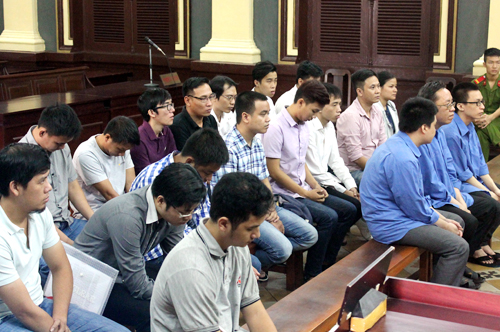 Overseas Vietnamese student busted in credit card fraud ring case