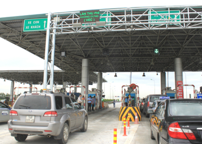 Vietnam starts the deployment of electronic toll collection