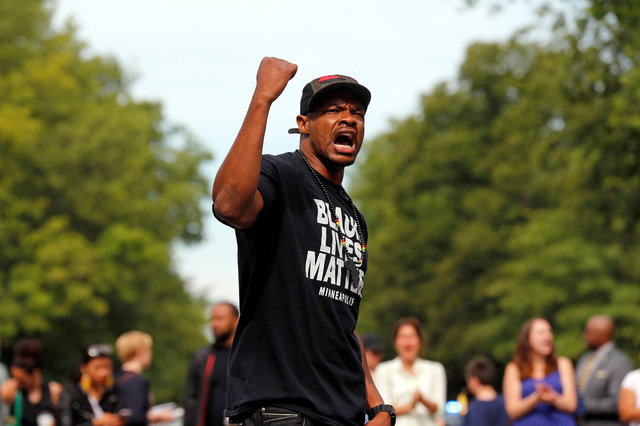 U.S. police shoots two black men in two days, sparks outrage, protests