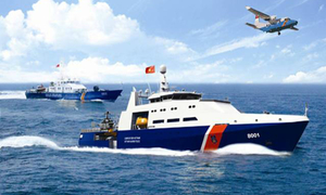 Vietnam Coast Guard builds muscle with new vessels