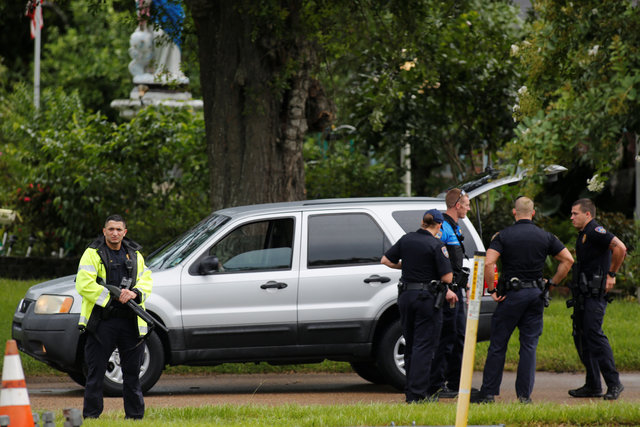 Gunman kills 3 police officers in Louisiana; Obama condemns attack
