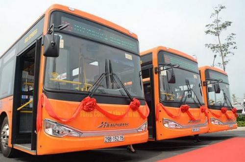 ハノイ バスに無料Wi-Fi導入