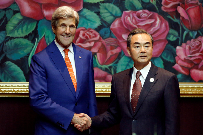 China asks US to support resumption of talks with Philippines