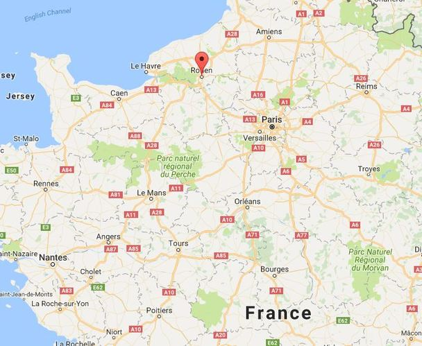 French police kill assailants in bloody church siege