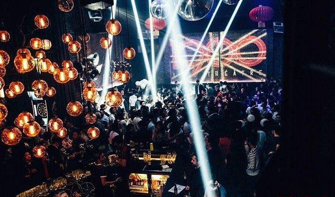 3 clubs that bang in Hanoi
