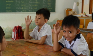 First high school class opens on far-flung Ho Chi Minh City island