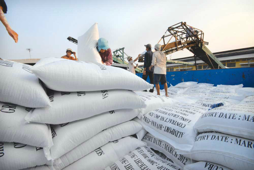 Rice exports to EU: making the most of zero tariff