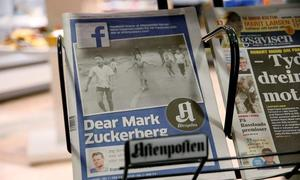 Facebook reinstates Vietnam War-era photo after outcry over censorship