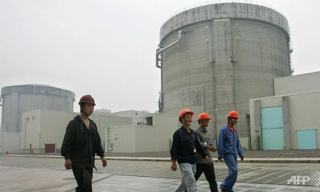 Vietnam wary as China commissions nuclear power plants near border