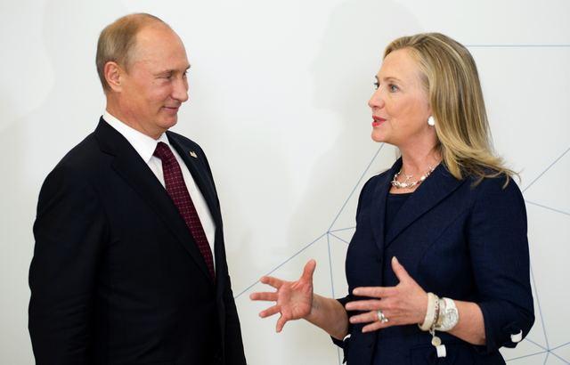 Putin dismisses accusations of meddling in U.S. election