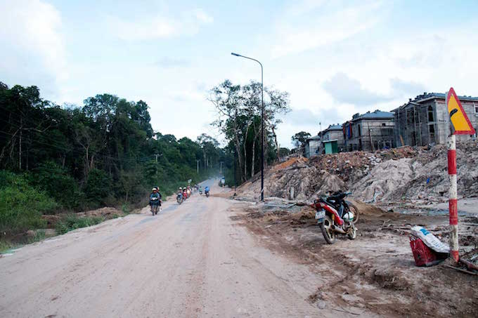 Phu Quoc feels growing pains as development booms