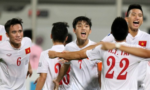 Football: Vietnam earn first-ever U-20 World Cup ticket after beating Bahrain