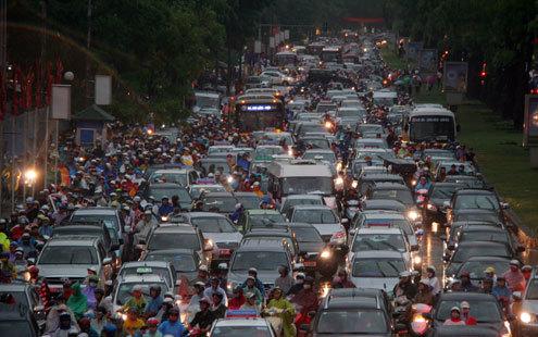 Googleマップにベトナムの交通情報を導入
