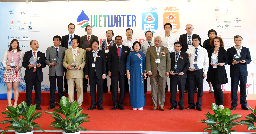 Vietnam's major water, energy expo returns with cutting-edge tech