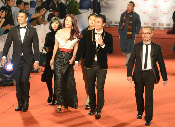 Taking small but steady steps, contemporary Vietnamese movies exude aplomb