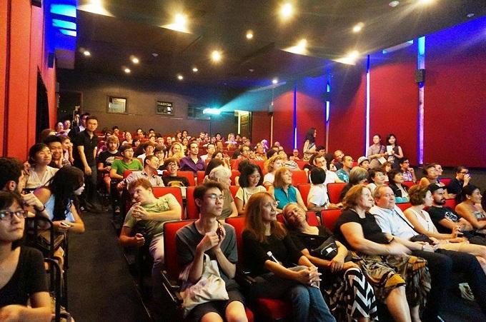 Screening: INNI (Sigur Rós) A Farewell to Hanoi Cinematheque
