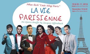 Comic Opera: 'La Vie Parisienne'