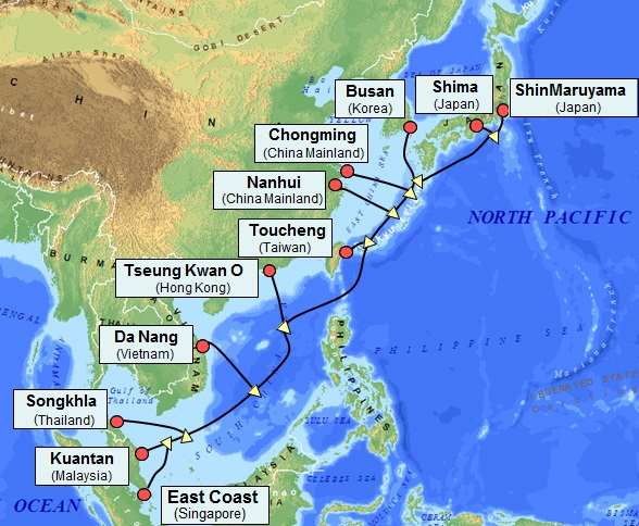 Slow no more? New undersea cable ready to boost Vietnam's internet speed